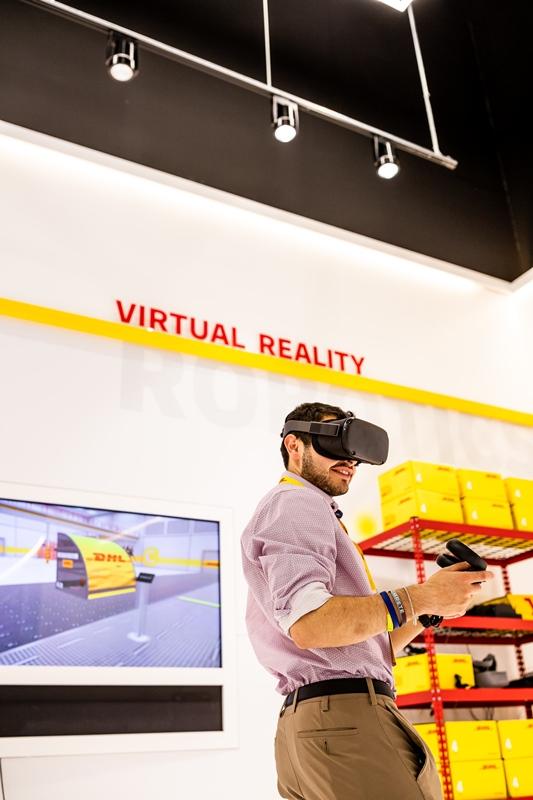 DHL'den yeni lojistik inovasyon merkezi