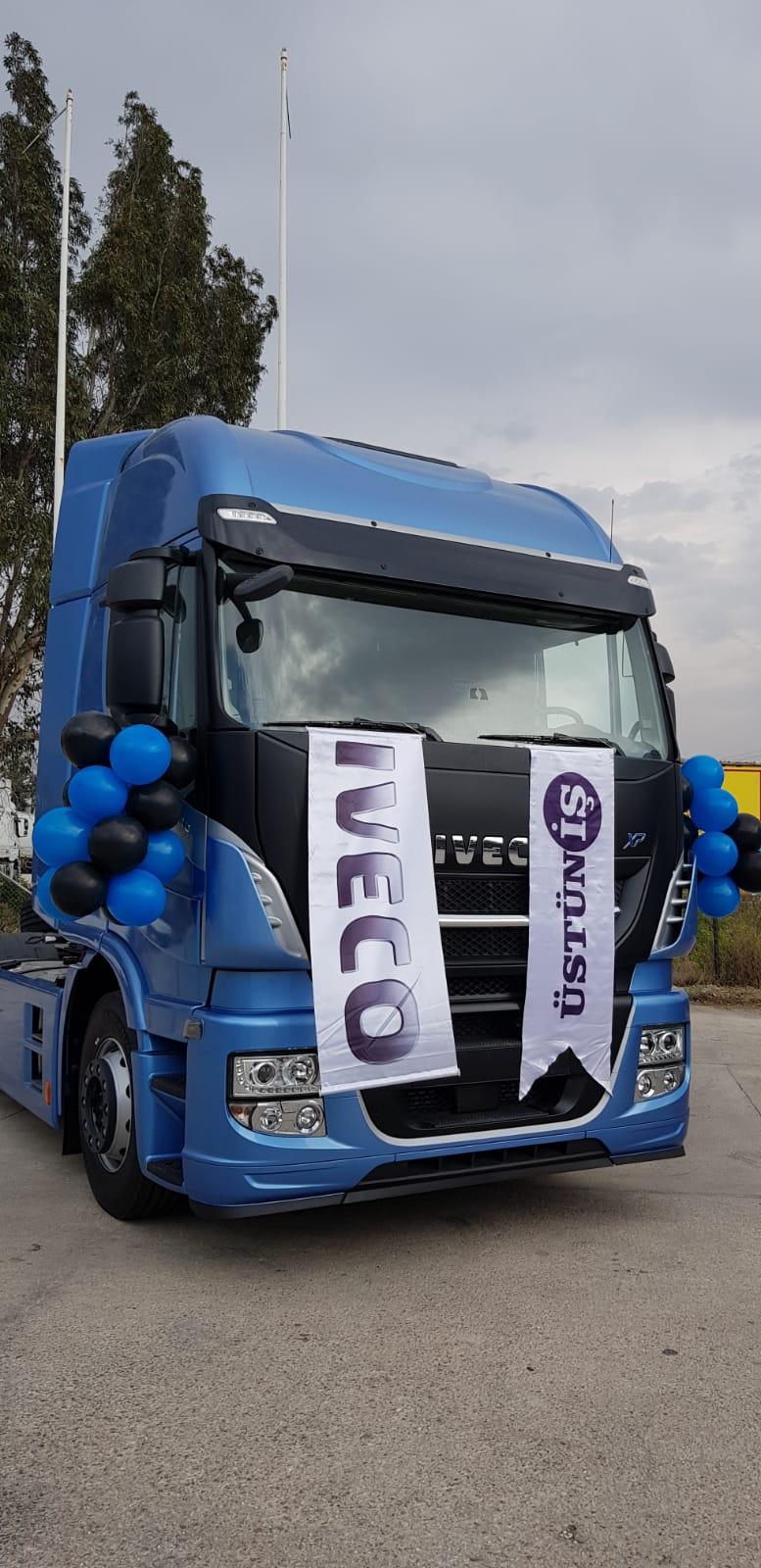 IVECO, yılı Gaziantep'teki satış başarısıyla kapadı