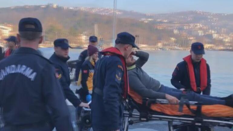 Balıkçı teknesi ile tanker çarpıştı: 3 balıkçı kayıp