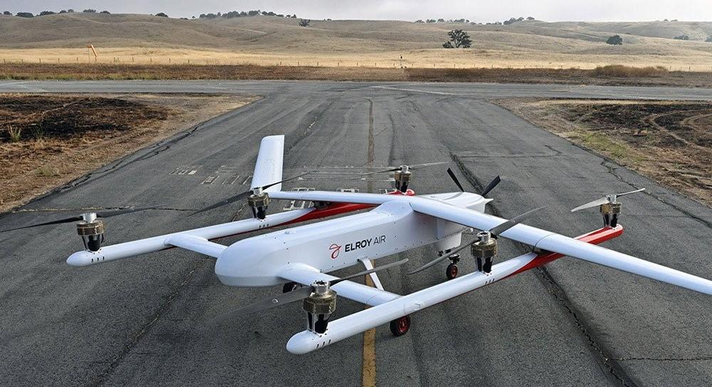 Embraer ile Elroy Air, drone üretmek için işbirliği yaptı
