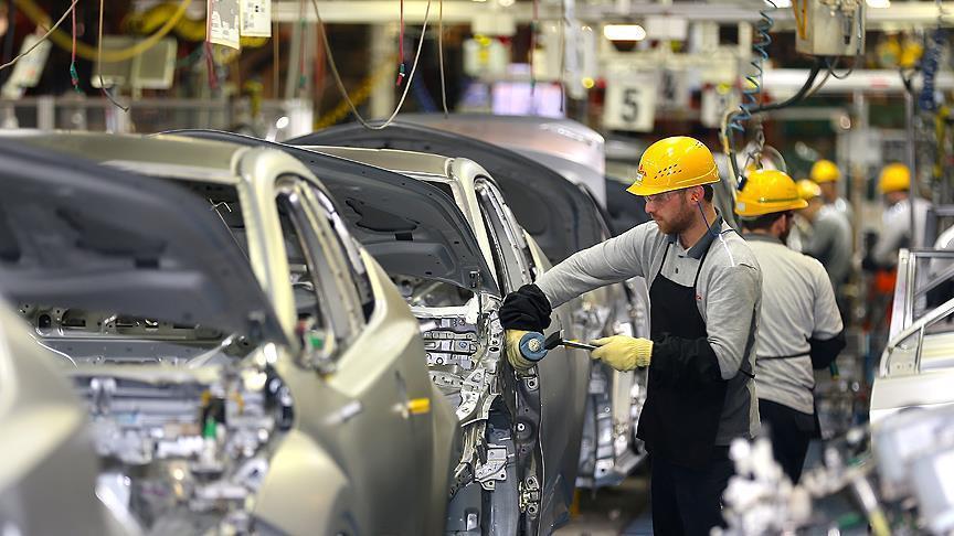 2019 Yılında 1,46 Milyon Araç Üretildi