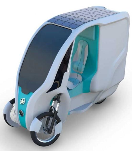 Yük taşımaya uygun elektrikli bisiklet