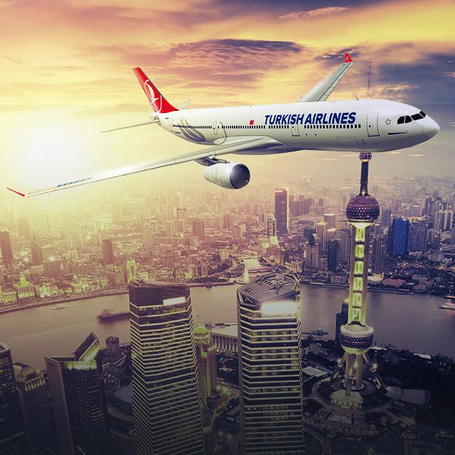 Havacılıkta en hızlı büyüyen ülke Türkiye ve THY