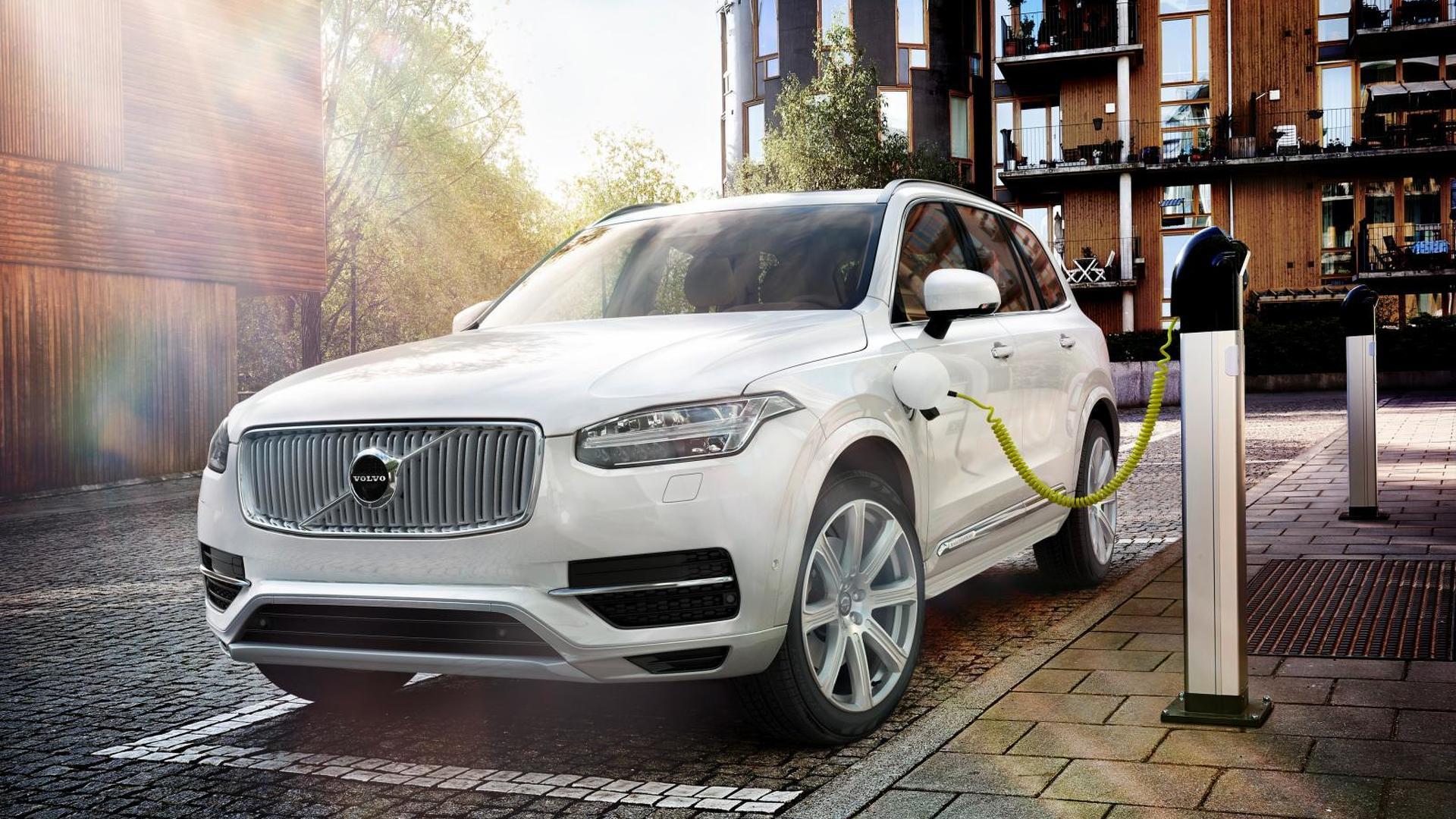 Volvo, 'kablolu hibrit'te liderlik hedefliyor