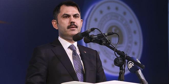 Bakan Kurum: Diyarbakır'da lojistik OSB oluşturulacak