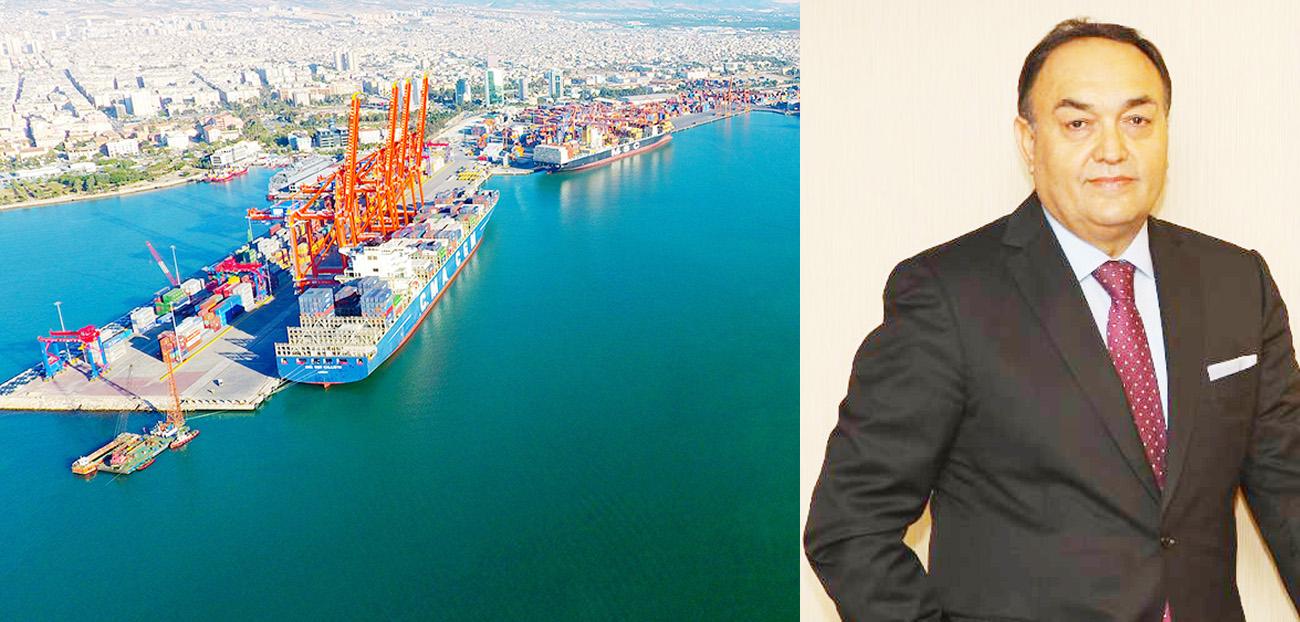 """""""Mersinli, kendi konteyner limanını yapabilir"""""""