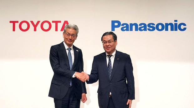 Toyota Motor ve Panasonic'ten flaş ortaklık kararı
