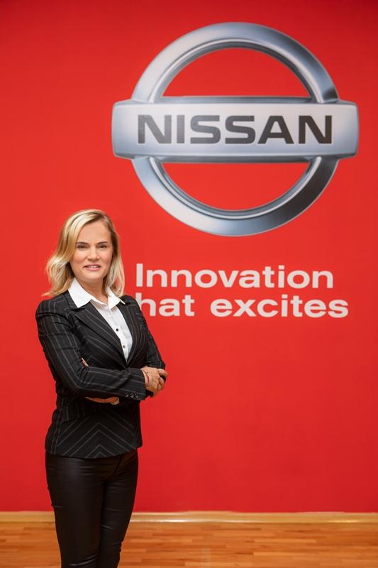 NISSAN Türkiye'de kurumsal iletişim müdürü değişti