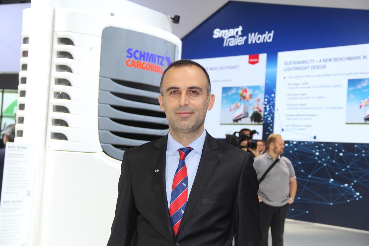 Schmitz Cargobull, frigorifik treylerde yine lider