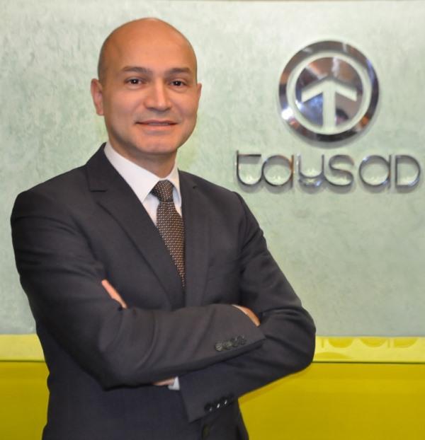 TAYSAD'ın yeni Genel Sekreteri Metin Karadaş