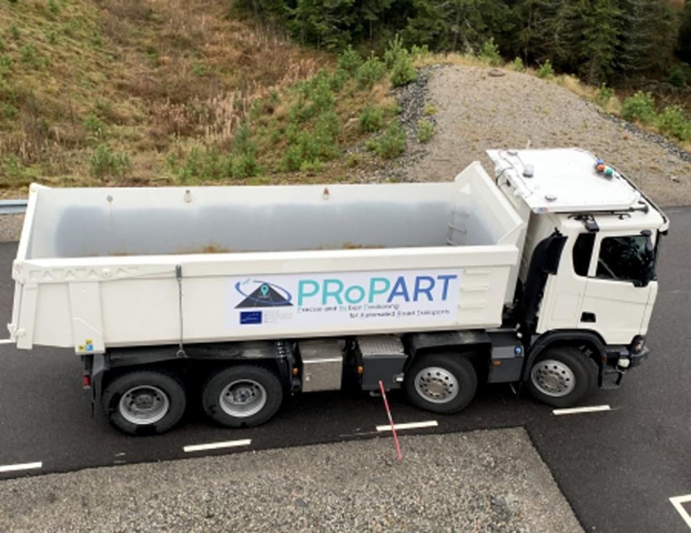 Scania'dan önemli otonom sürüş adımı