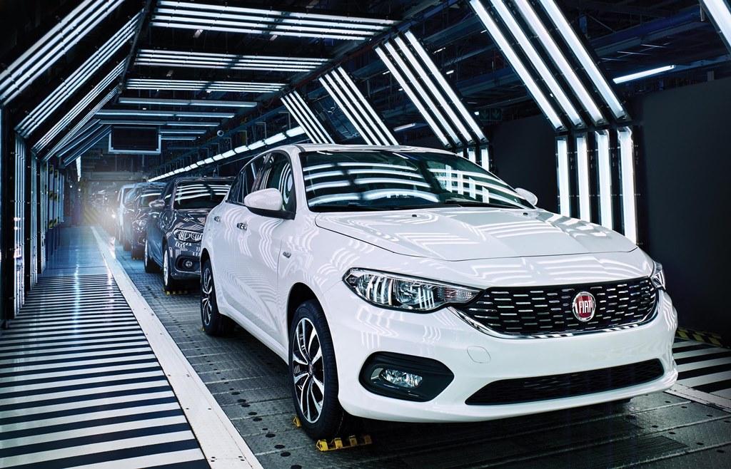 Türk otomotiv ihracatının %15'i Tofaş'tan