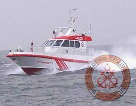 Kıyı Emniyeti'ne 5 yeni can kurtarma botu