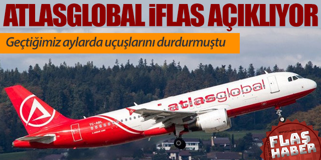 "Atlas Global, ""buraya kadar"" dedi"