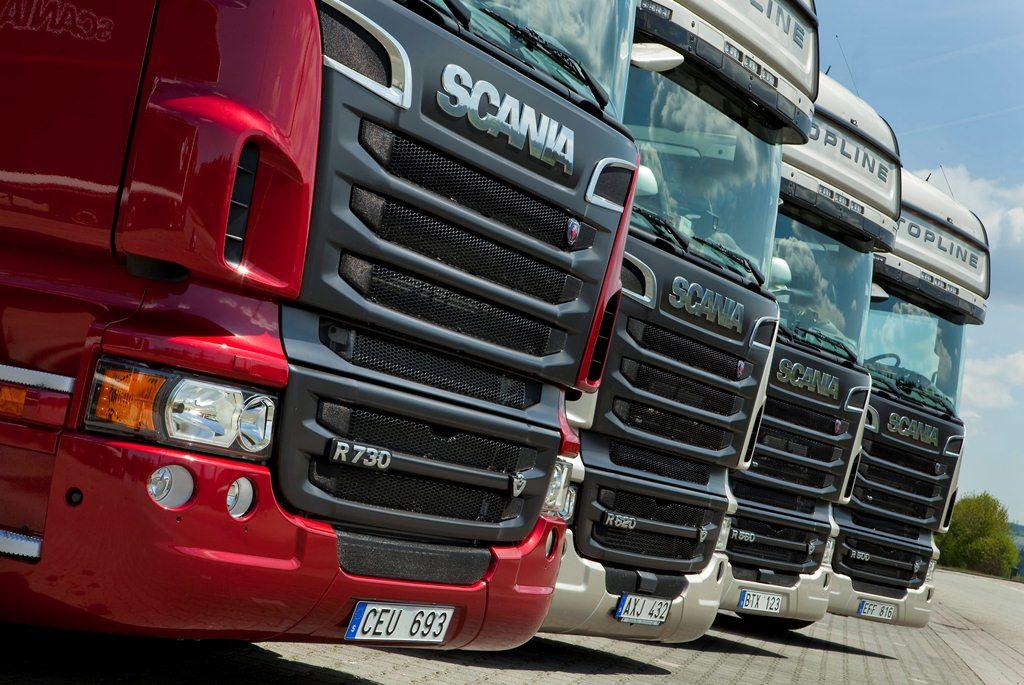 Scania, satış sonrası hizmetlerde fark yaratıyor