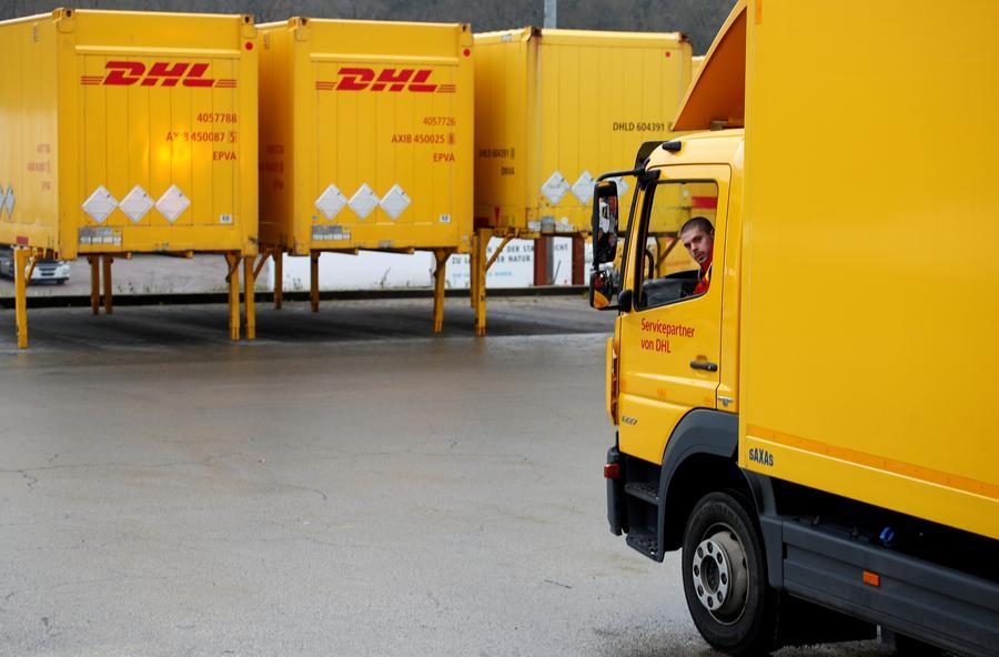 Deutsche Post, Çin'e kargo göndermeyecek