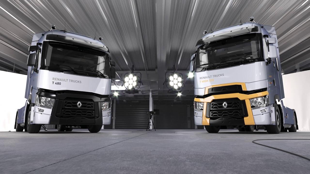 Renault Trucks'ın 13 litrelik motor Türkiye turu başlıyor