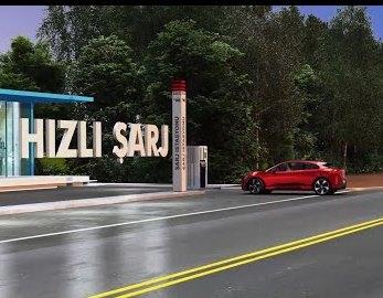 ZES Elektrikli Araç Şarj İstasyonları Türkiye Petrolleri'nde