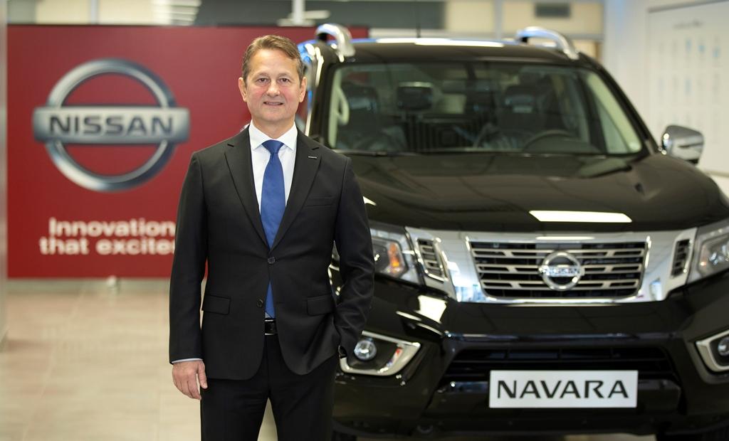 Nissan Türkiye'nin yönetici ihracı sürüyor