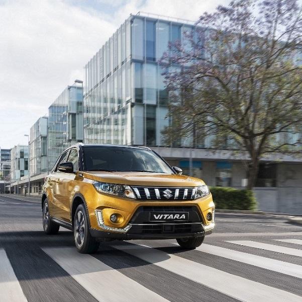 Suzuki Vitara, Altından Daha Çok Değer Kazandı