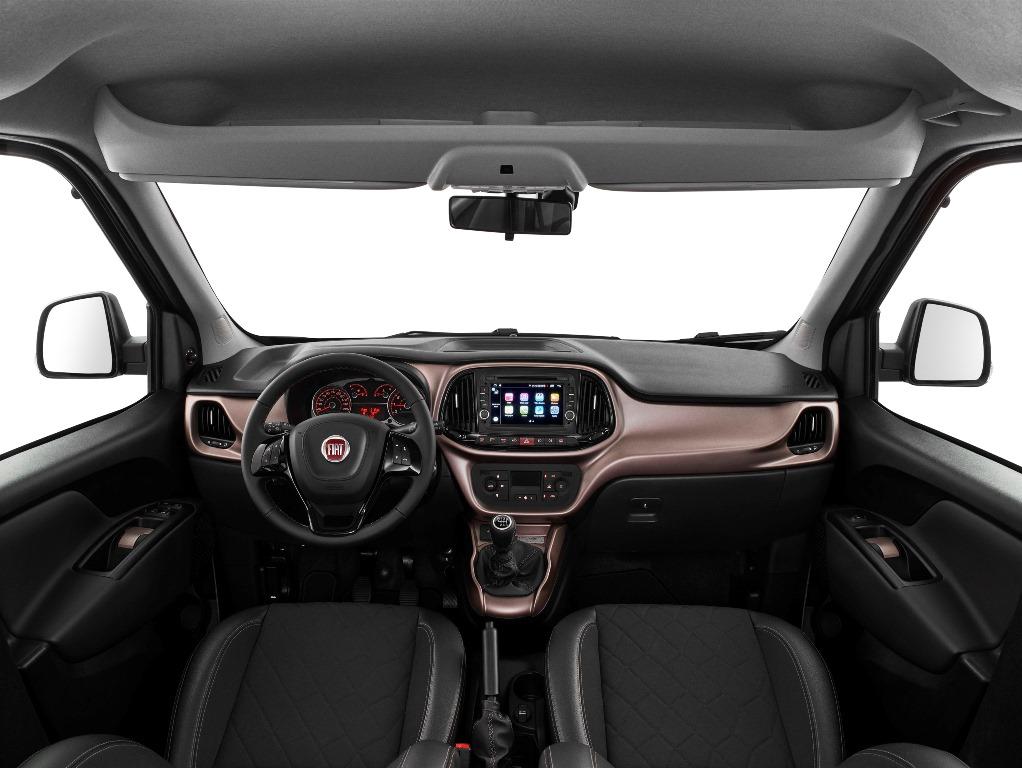 """Fiat Doblo'dan 2020 Adet Üretilecek """"Özel Seri"""""""