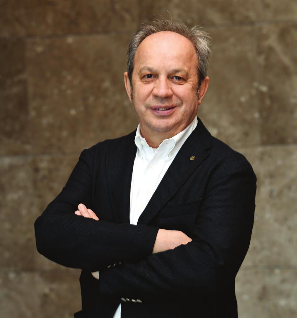 Mustafa Muhtaroğlu, yeniden IBIA yönetiminde