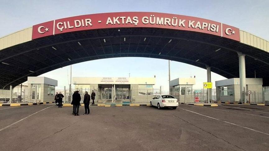 Gürcistan sınırı da kapatıldı