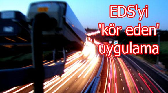 EDS'yi 'kör eden' uygulama