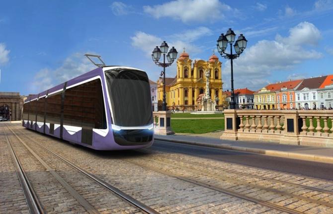 Bozankaya, Bükreş'e 100 troleybüs ihraç edecek