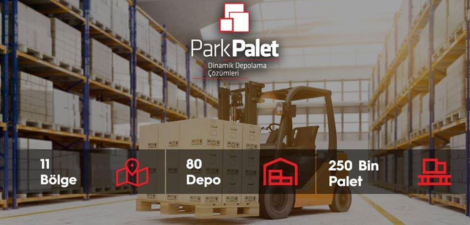 Park Palet'e 450 bin dolarlık yatırım desteği