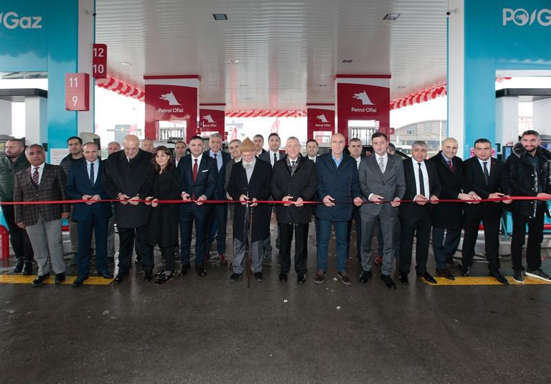 Petrol Ofisi, Bursa'da 1 günde 5 istasyon açtı