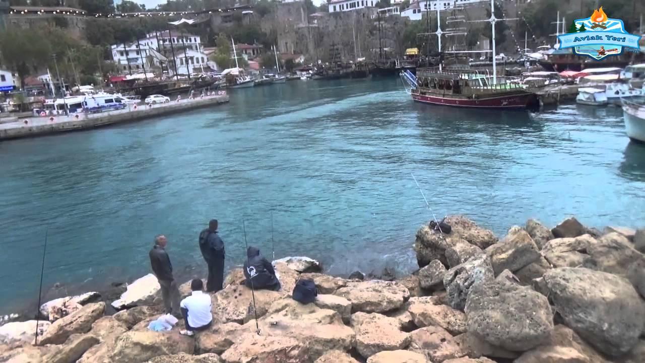 Antalyalı sanayici ve ihracatçı limana talip