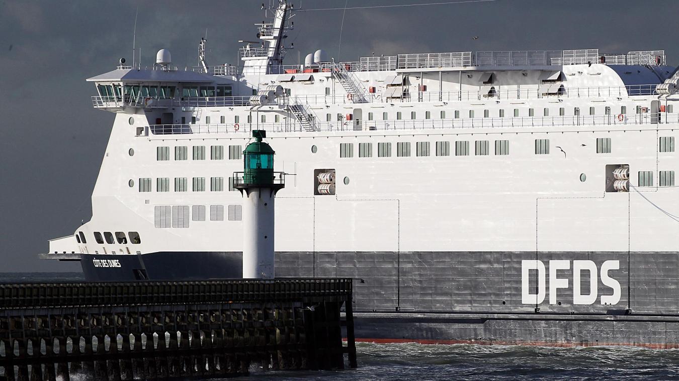 DFDS'ten açıklama: Önlemleri aldık, operasyonlar sürüyor