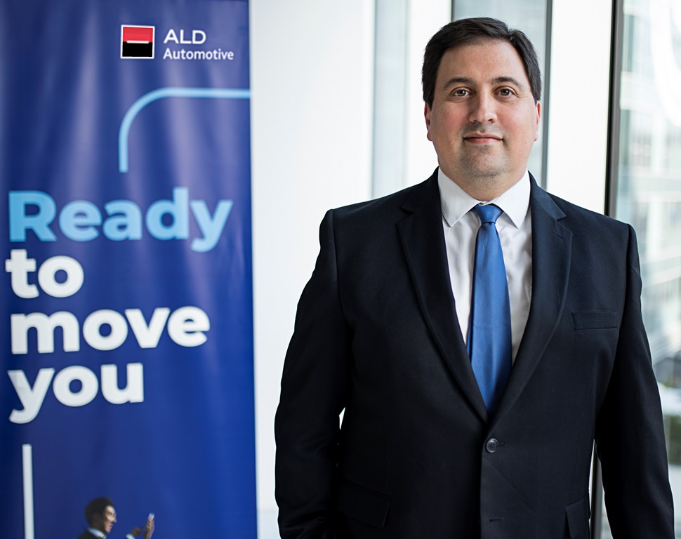 ALD Automotive Türkiye'de atama