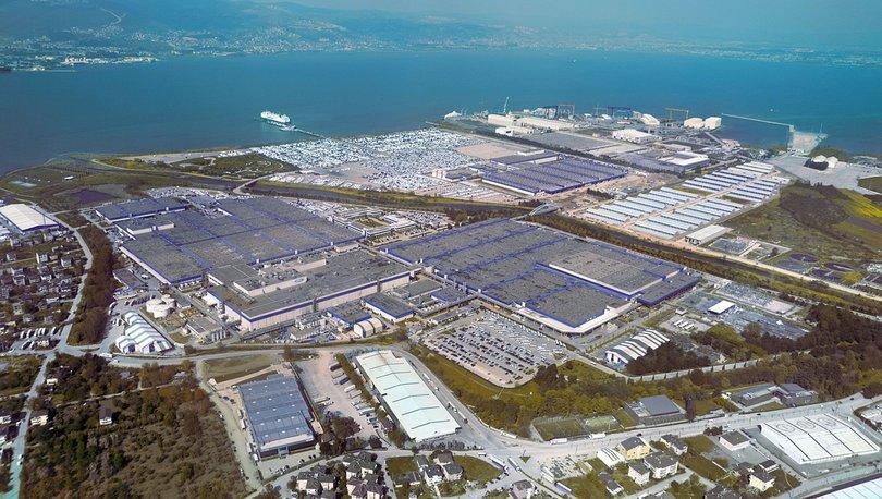 Ford Otosan Gölcük'te üretime ara veriyor