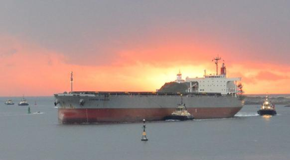 Şaka gibi: CORONA MV gemisi karantinada