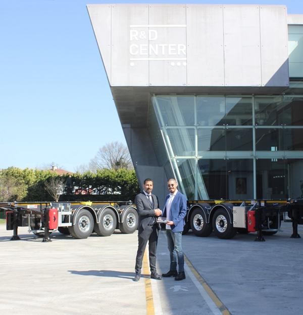 Koray Kimya, Tırsan'dan 6 tank konteyner aldı