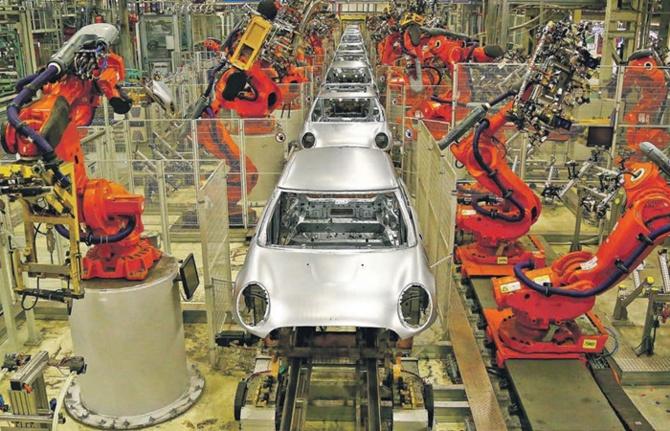 Otomotivde üretim % 29, ihracat % 37 azaldı