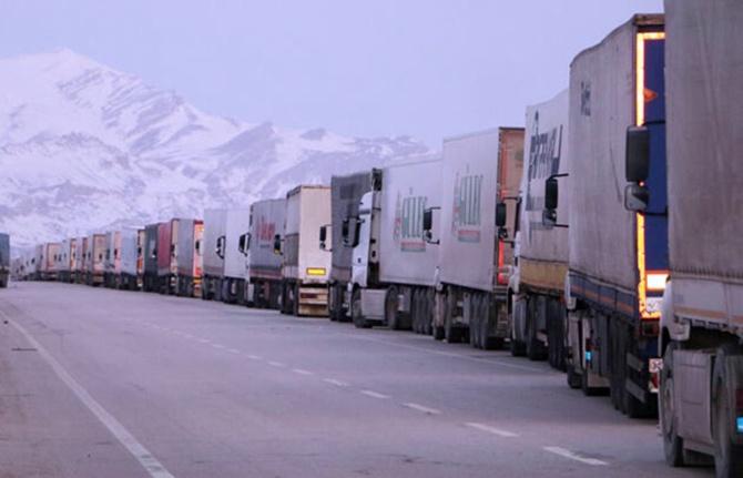 Lojistikte İran'a da tampon bölge talebi