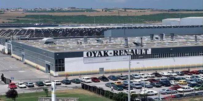 Oyak Renault da üretime ara veriyor