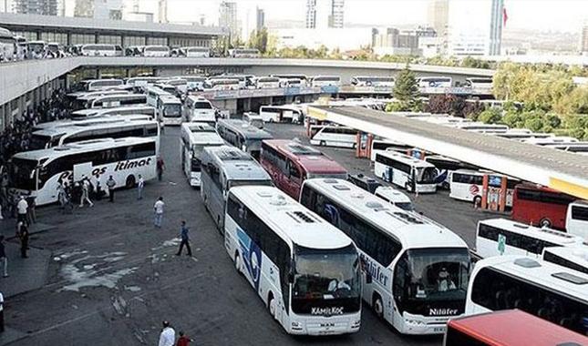 Şehirler arası otobüs biletleri zamlanıyor