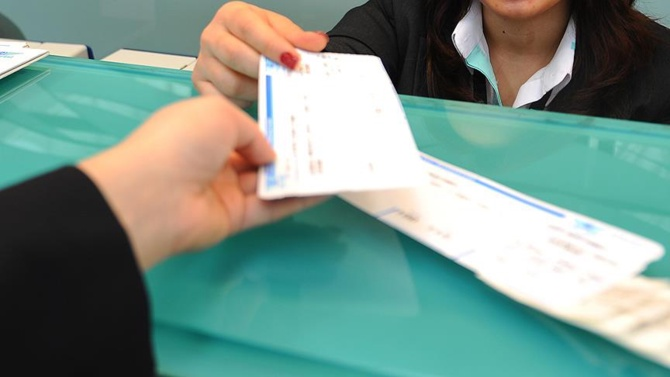 Yurtiçi uçuşlarda izin belgesi istenecek