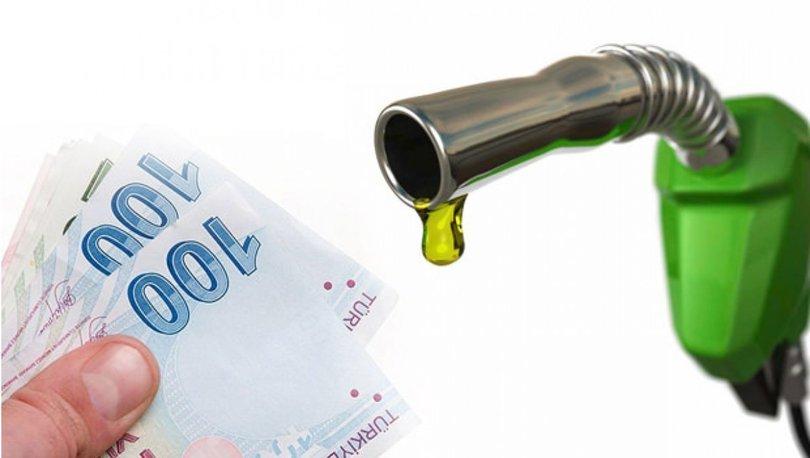 15 kuruş zam gelen benzine 5 kuruş indirim