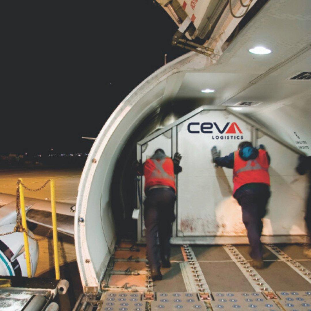 CEVA Lojistik, Korona engelini hava kargoyla aşıyor