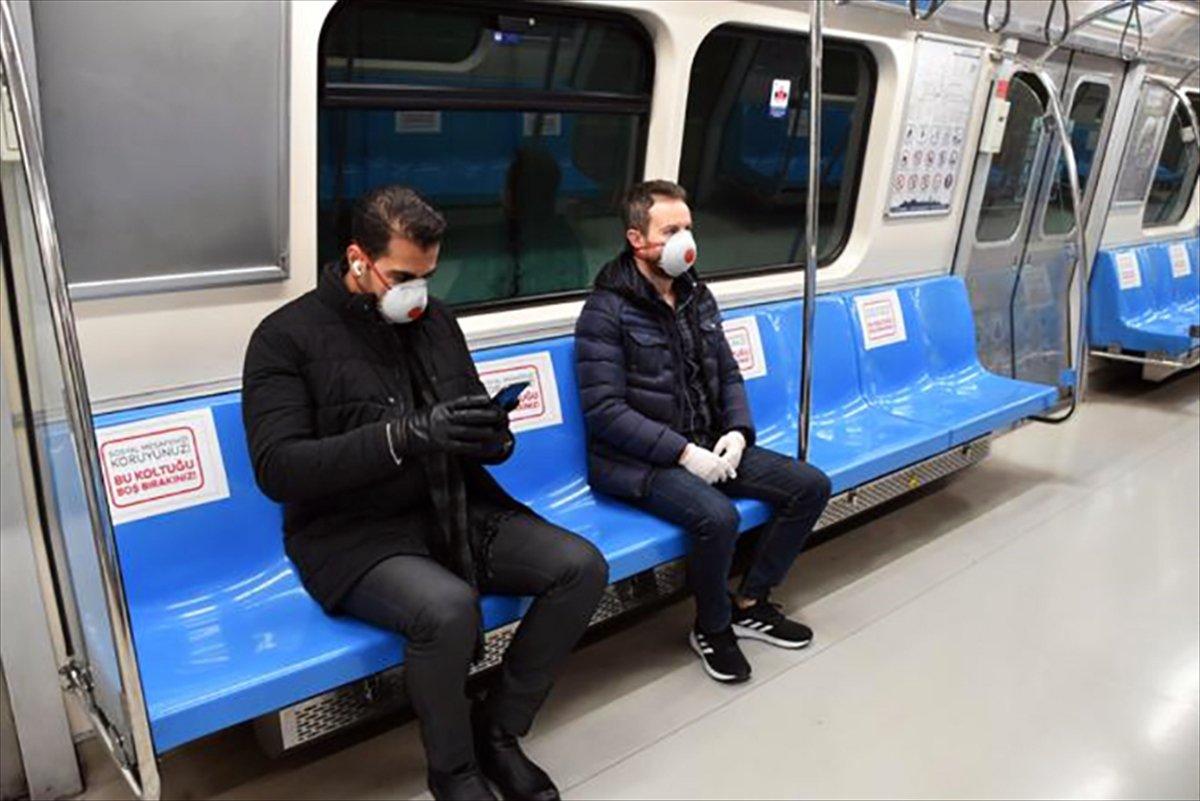 Maskesi olmayan toplu taşıma aracına binemeyecek