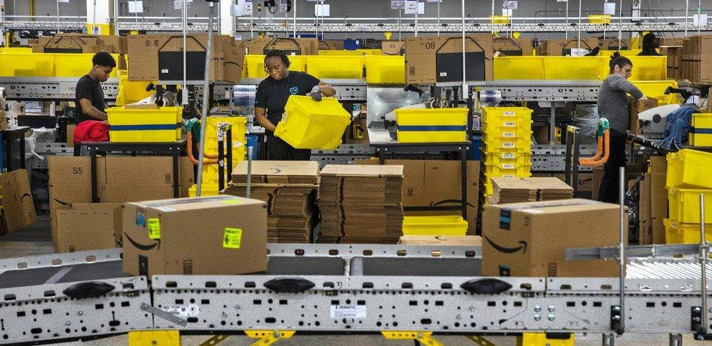 Amazon, fiziksel mesafeyi korumayanı kovacak