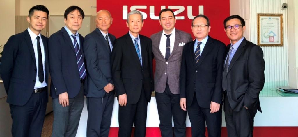Anadolu Isuzu'dan Taiwan ile 450 araçlık satış anlaşması