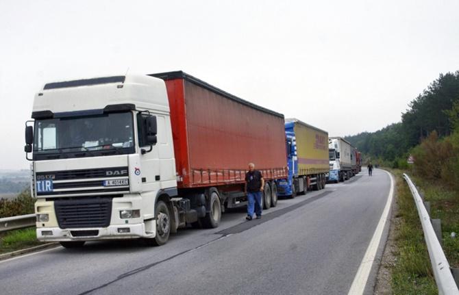 Avrupalı taşımacı da sınırlarda kolaylık istiyor