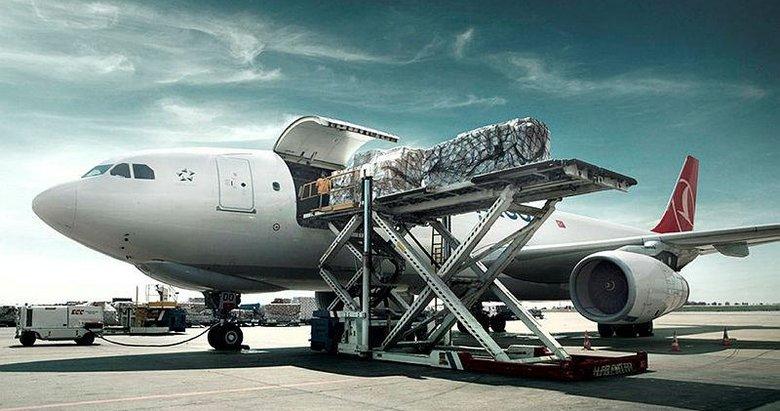 Turkish Cargo iki haftada 50 bin ton kargo taşıdı