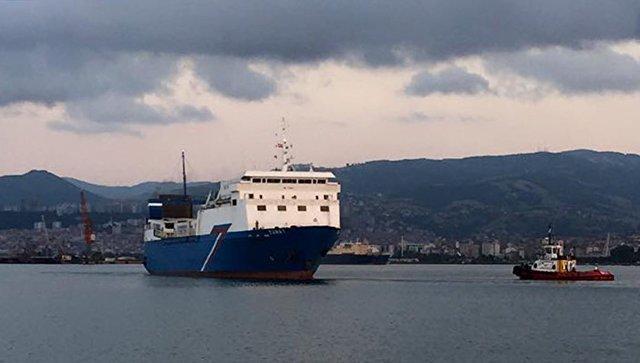 Türkiye-Rusya Ro-Ro hattı seferleri başlıyor